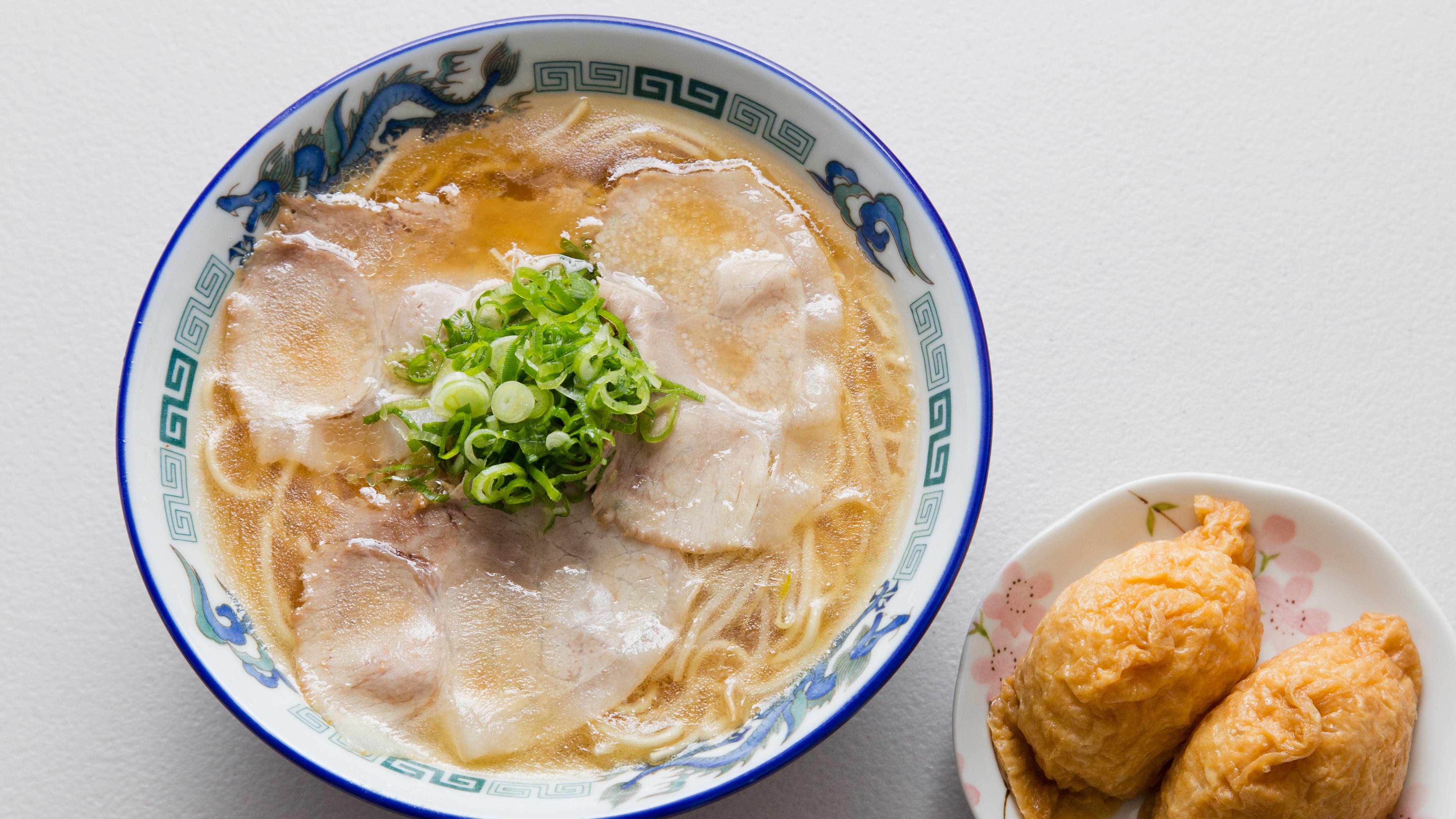 伝統の味 紅蘭の中華そばについて