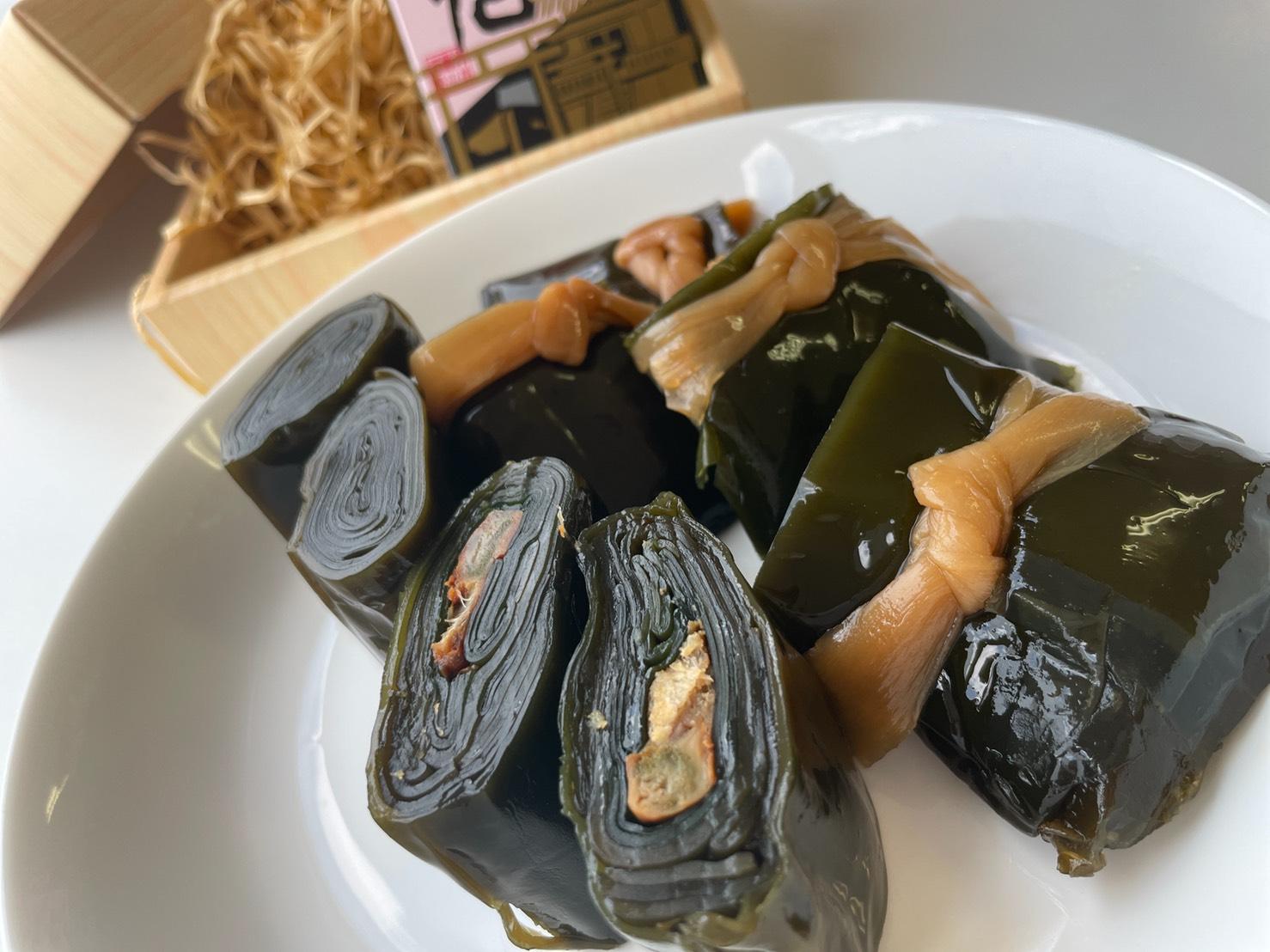 厚岸産!! 瀬川食品『THE昆布巻』のおいしさの秘密
