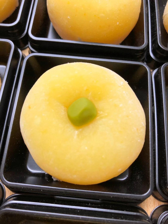 季節の生菓子12月 冬の香