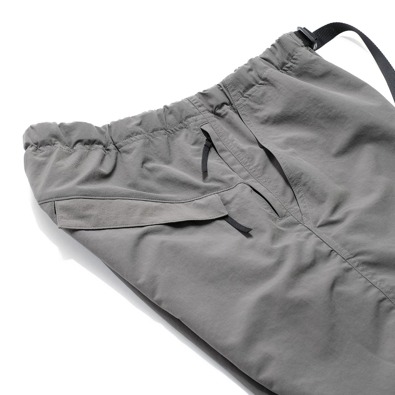 Long Pantsも開発中です。