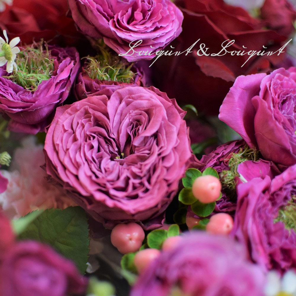 女性へのプレゼントの花束、海浜幕張店のお花や花束情報