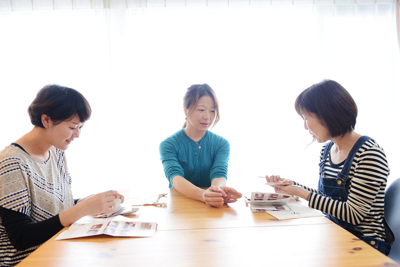 【体験記.1】ファーストシューズの手作り体験「ママ編」