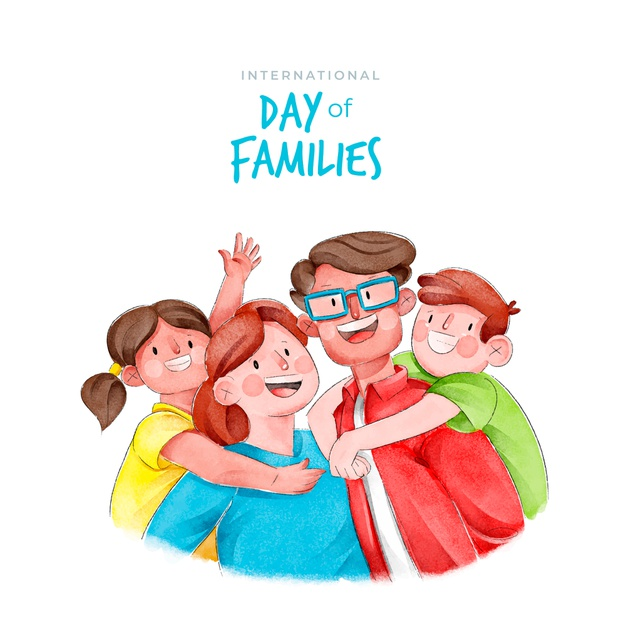 家族のことを考える国際家族デー