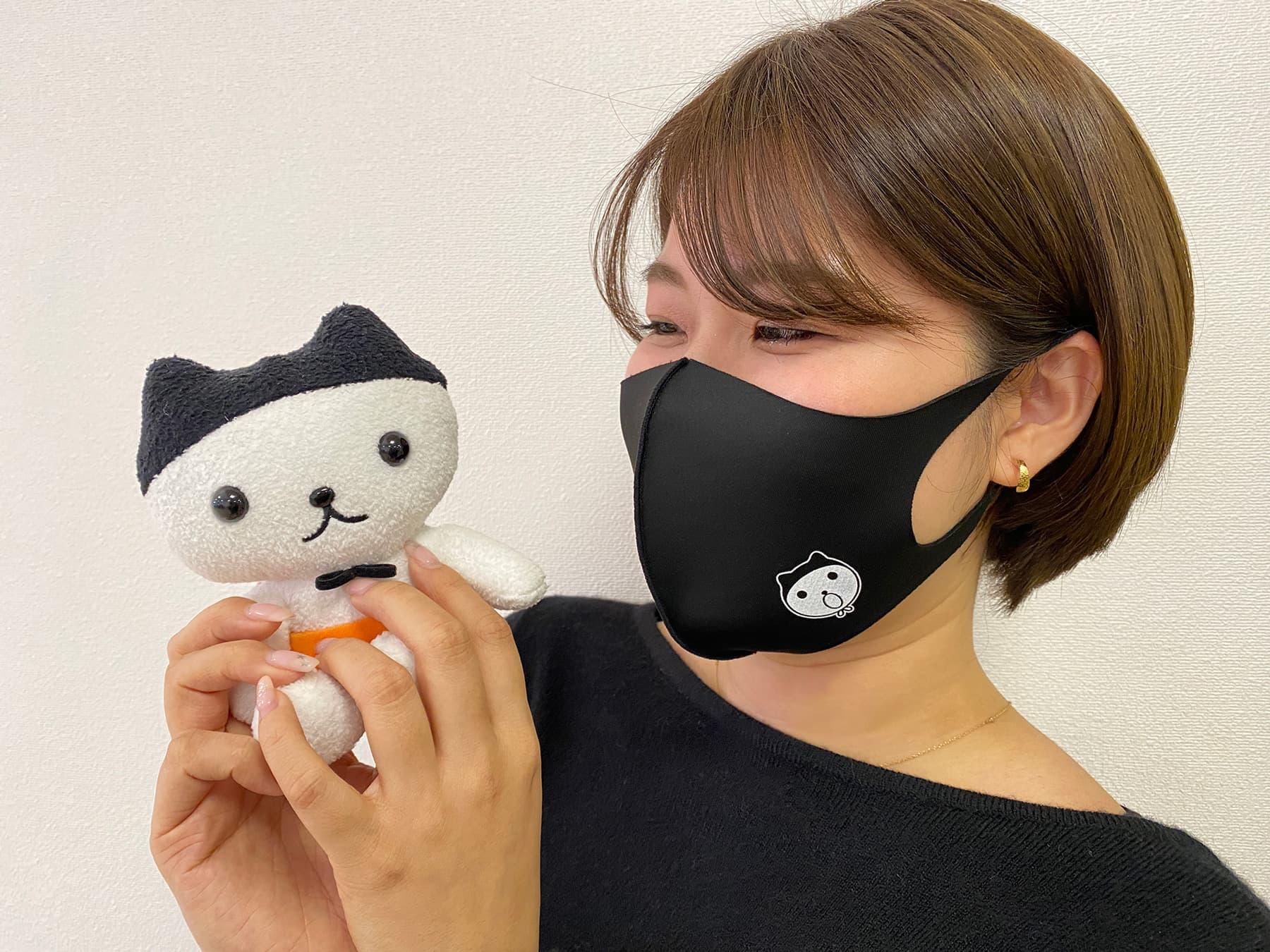 OH!くんマスク発売開始★