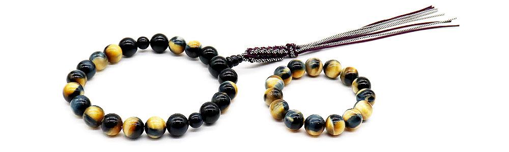 ■念珠へのリフォーム(ブレス・ネックレス)
