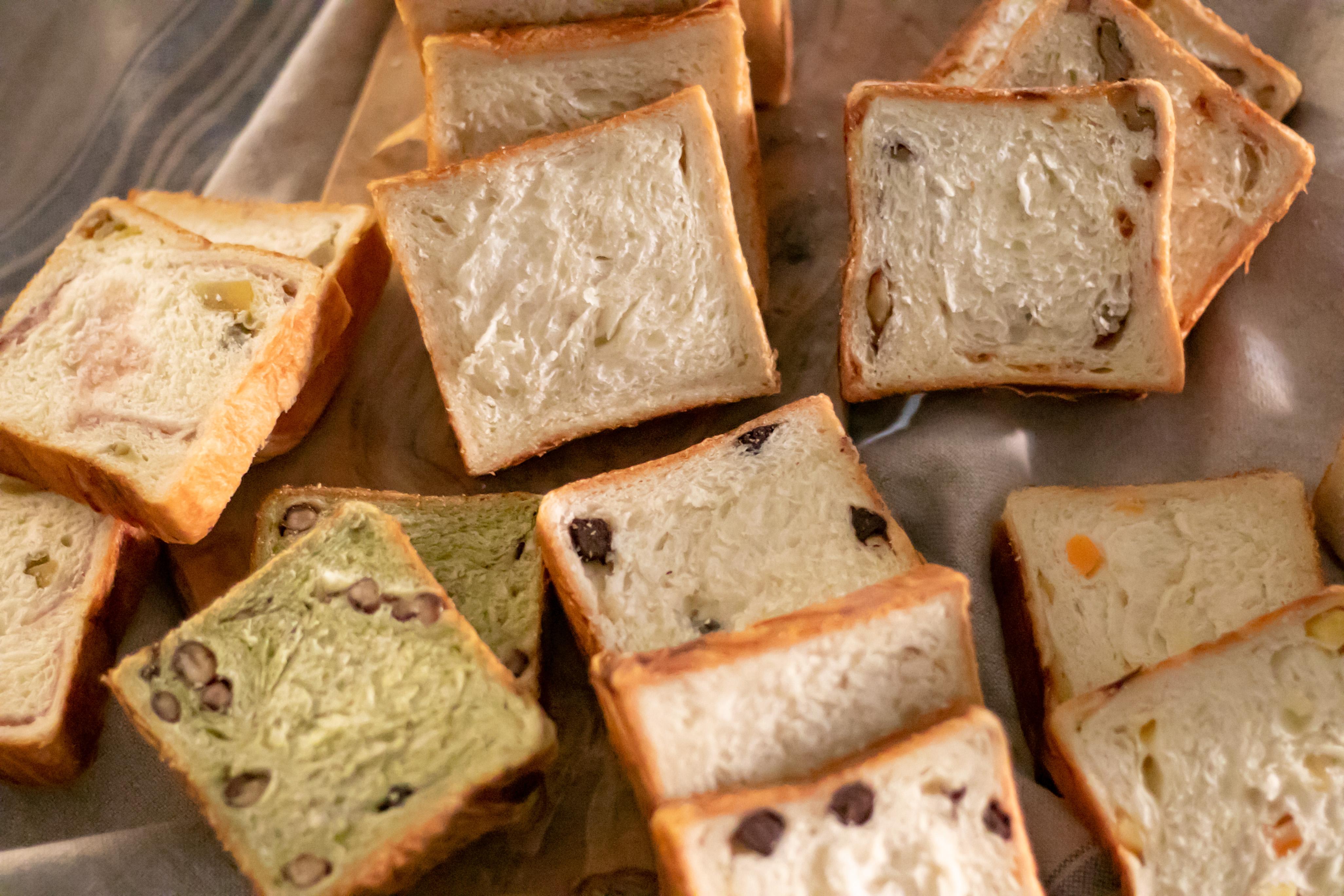 パンを美味しく長期保存するには