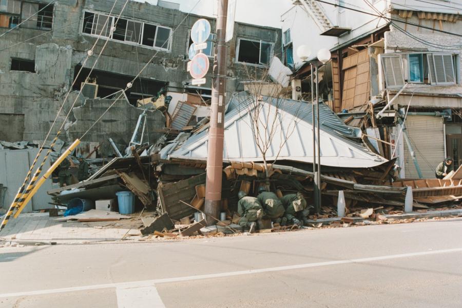 阪神・淡路大震災から学ぶ
