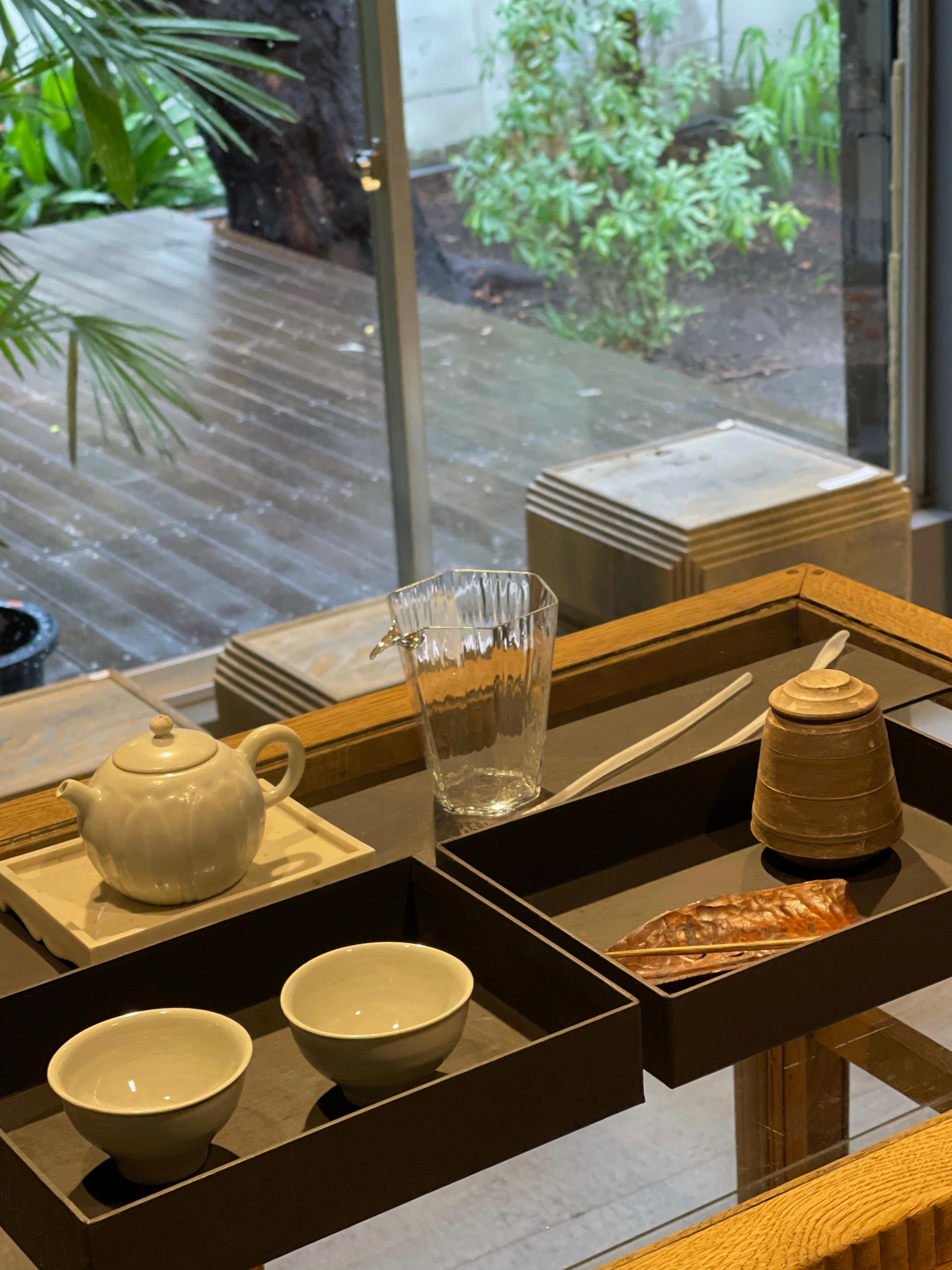 2021.2.18 thu 〜 2.24 wed 中国茶器展 開催致します