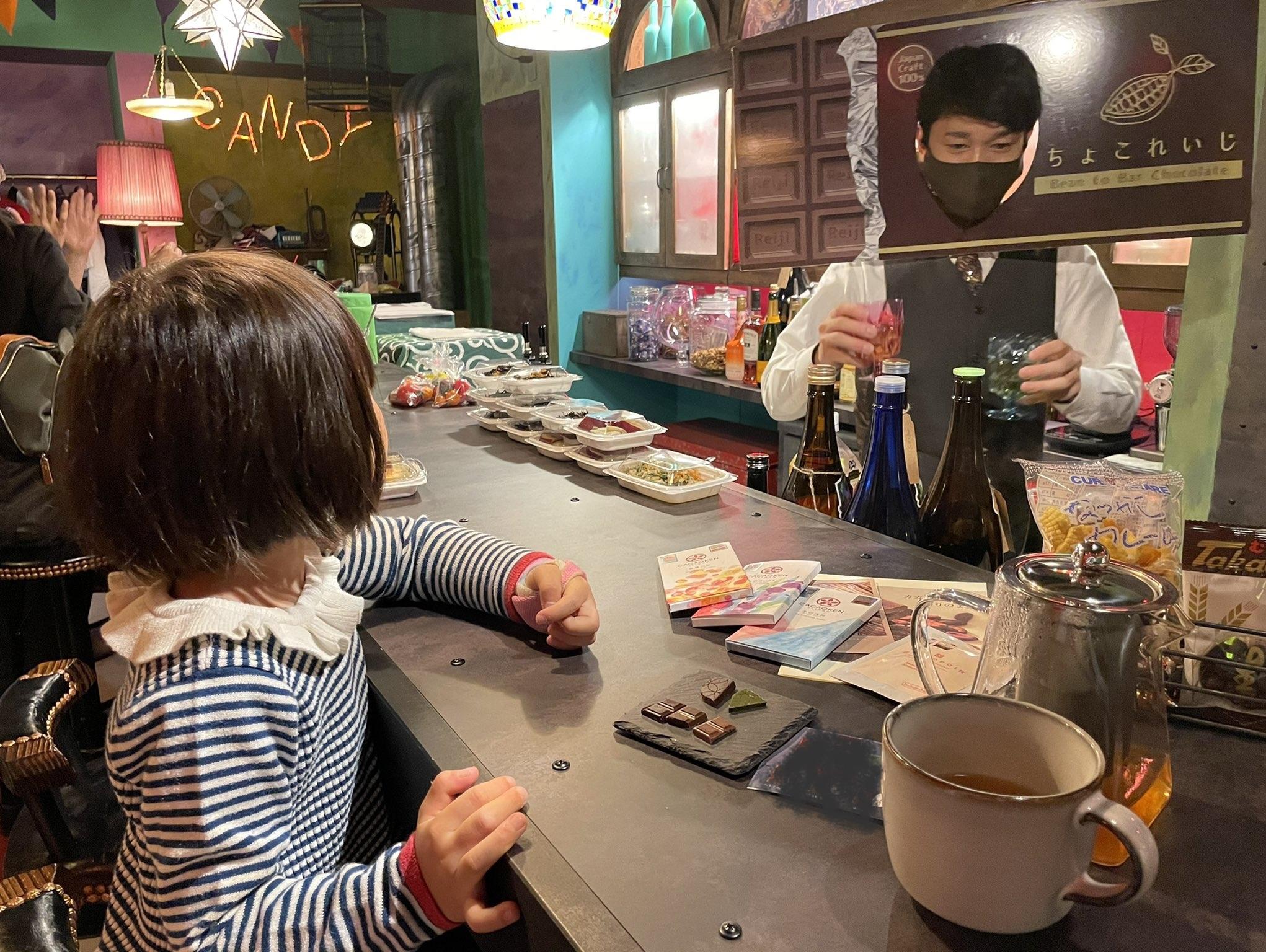 「Candy福岡×チョコレート」イベントが無事終了しました。