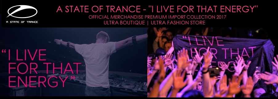 A STATE OF TRANCE 2017 最新アイテム オランダ・アムステルダムから緊急入荷!