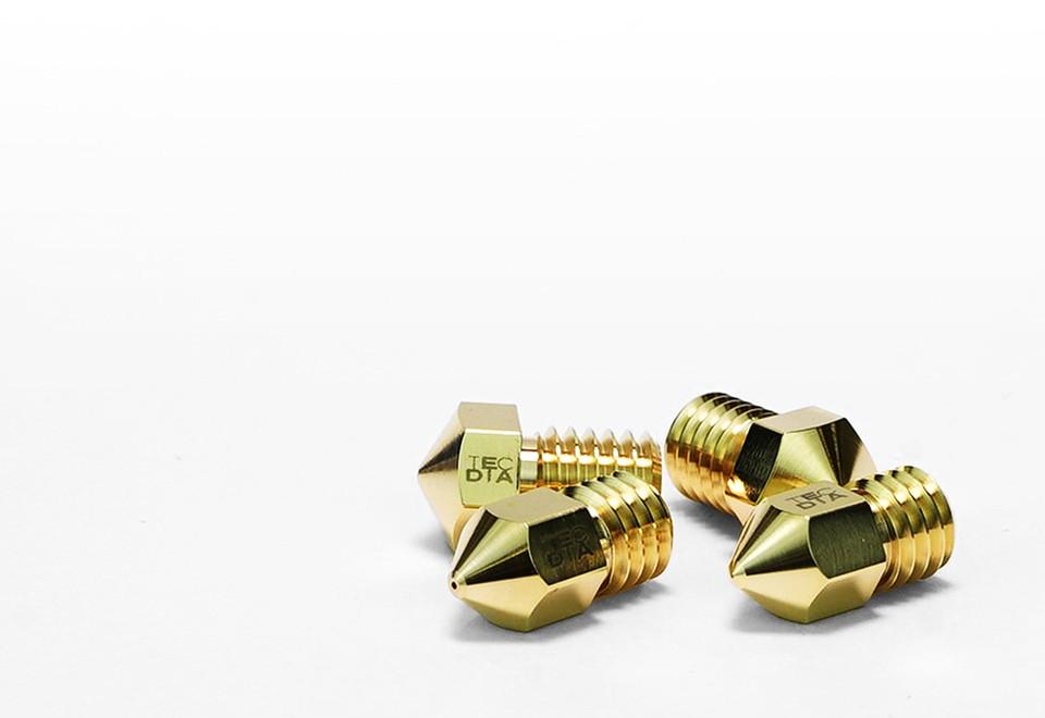 kaika precision nozzles for 3D printing