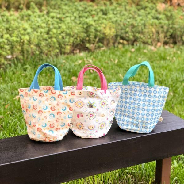 大人気の台湾デザイナー 印花楽(in Blooom)商品の販売の開始 サークルトートバッグ