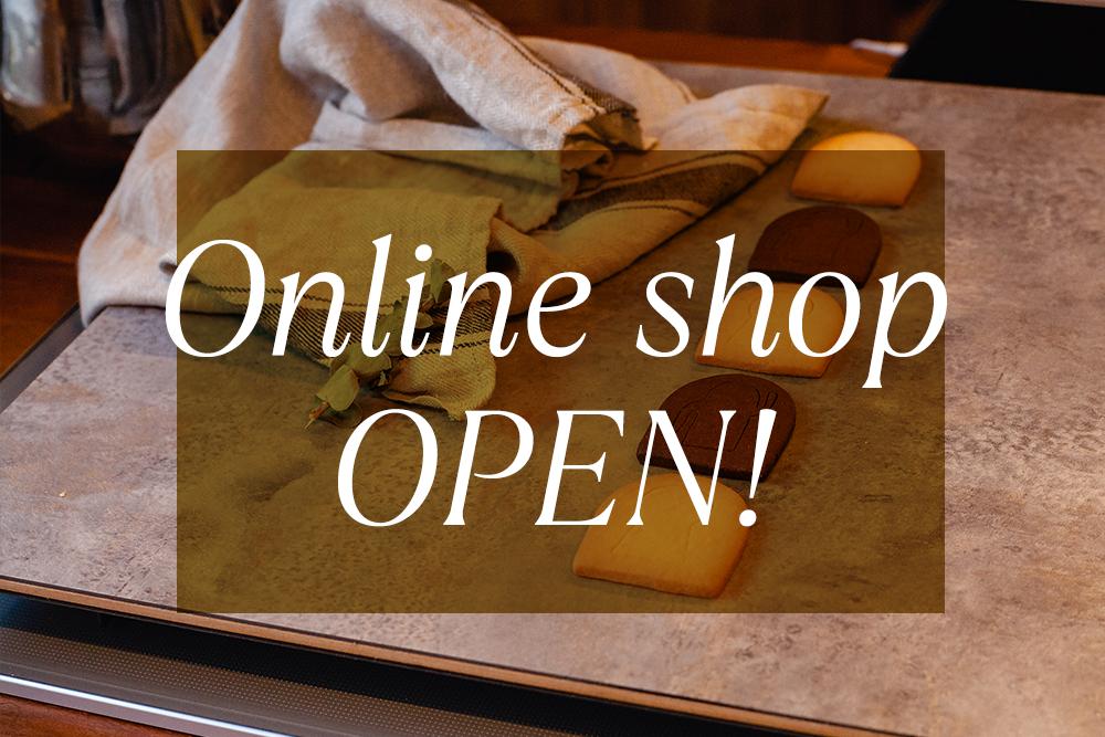 Cafe SATO のオンラインショップがオープンしました!