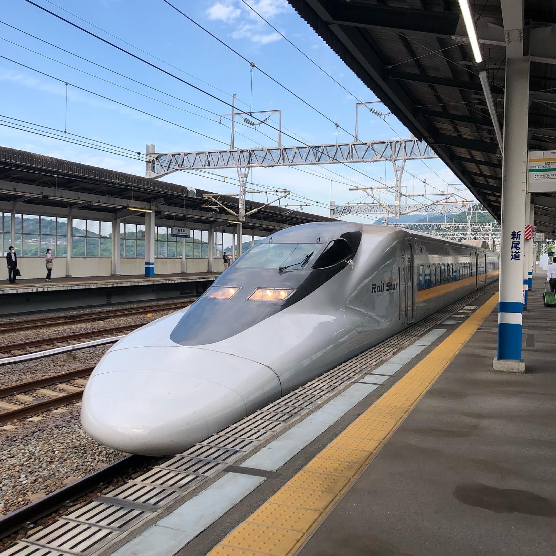 新尾道駅🚄