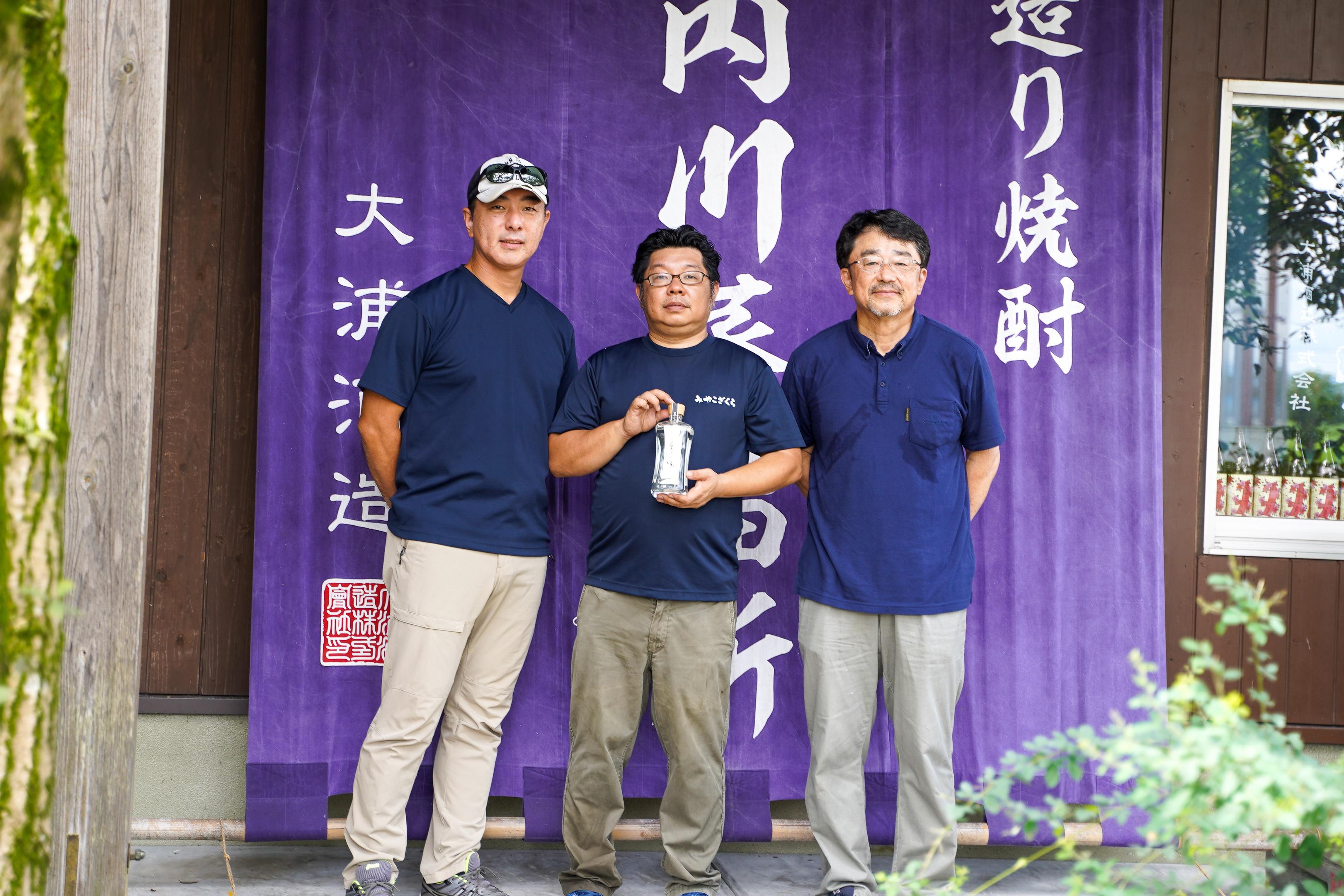純菊芋焼酎「草の縁」第一便が全国へ発送開始!