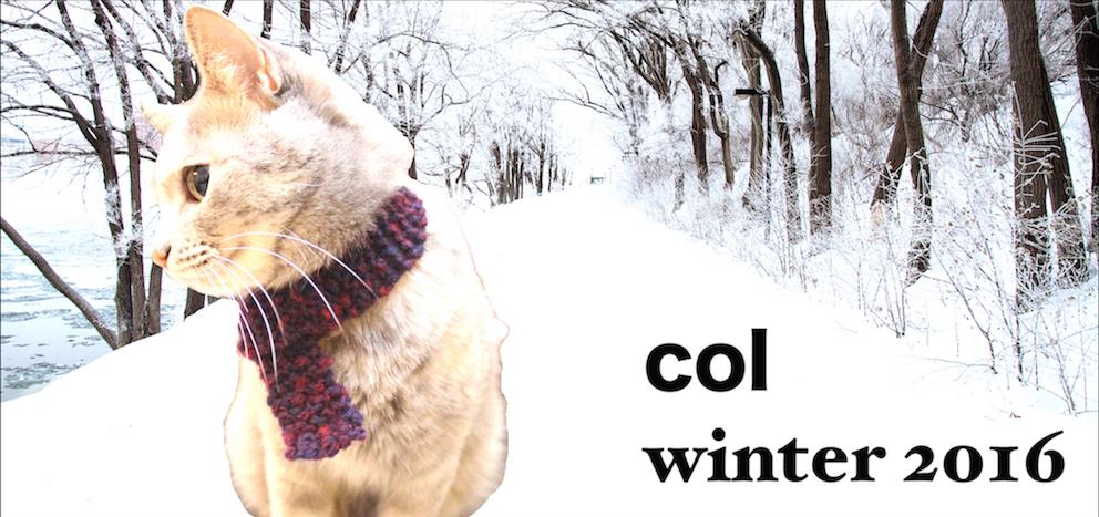今年の冬は、necomuffler