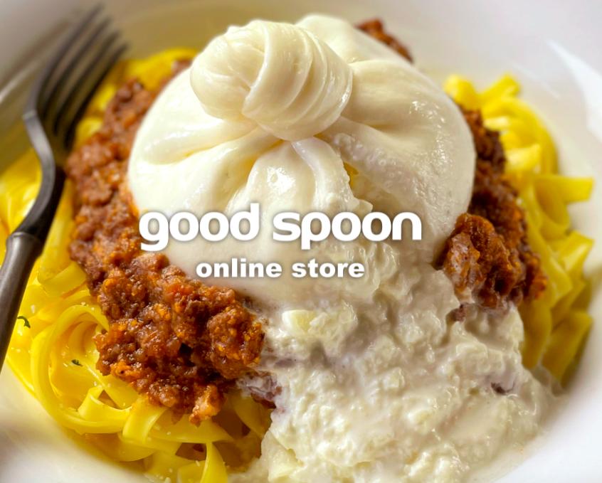 good spoonの味をおうちでも。