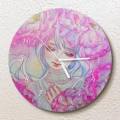 壁掛け時計(L)