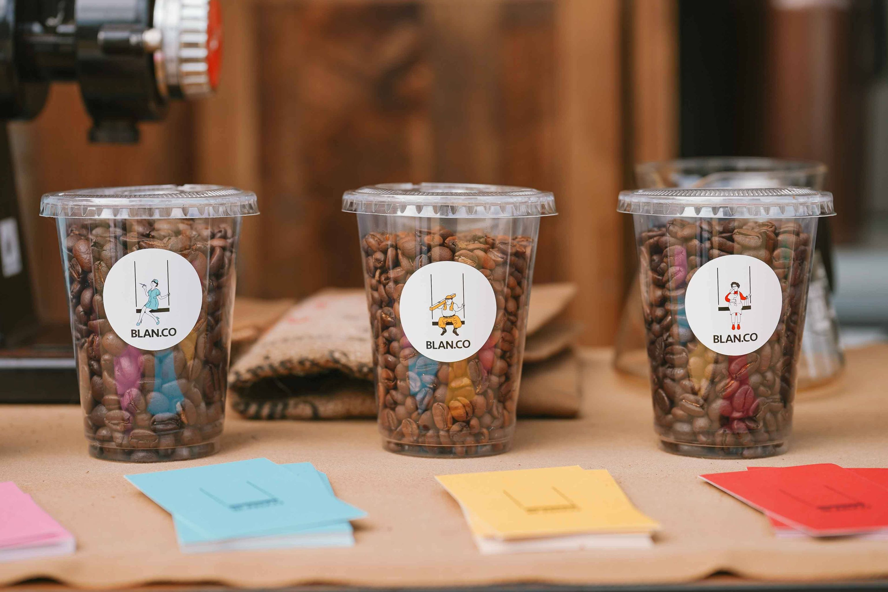 4月24日(土)、BLAN.COコーヒーが飲めちゃうイベント開催!(名古屋市)