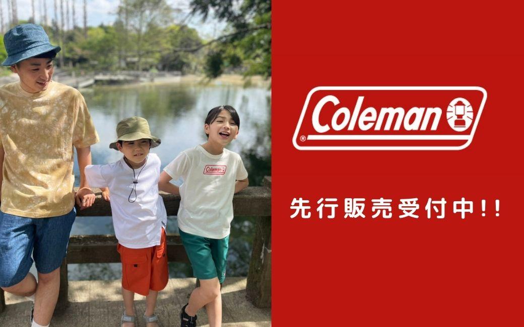 「Coleman」×「RUGGEDWORKS」