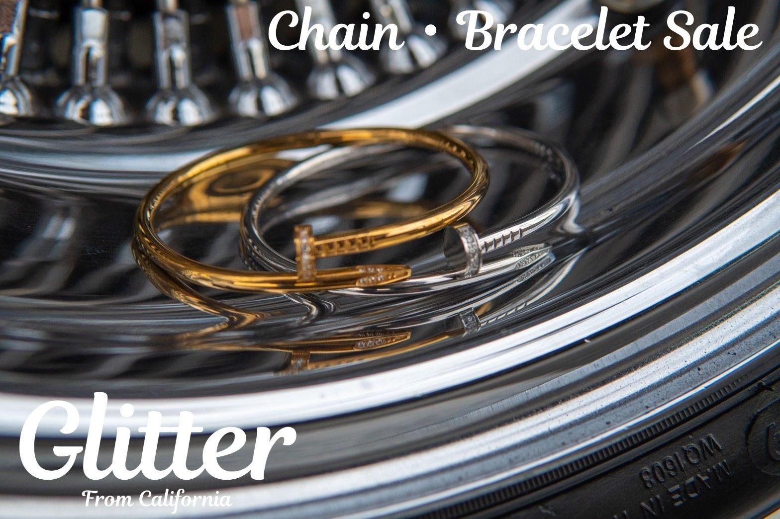 CHAIN・BRACELET SALE 🔥-MAX 35% OFF-🔥