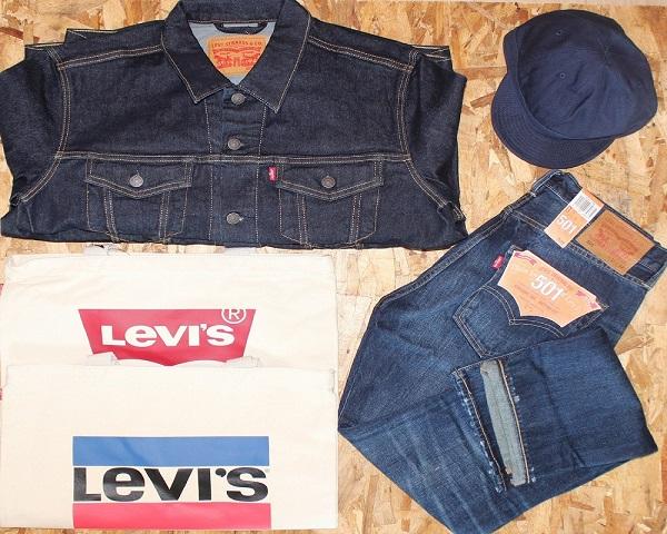 Levi's入荷!!