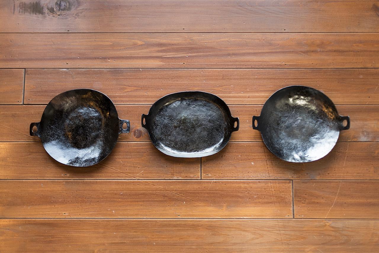 鉄皿ワークショップのご案内