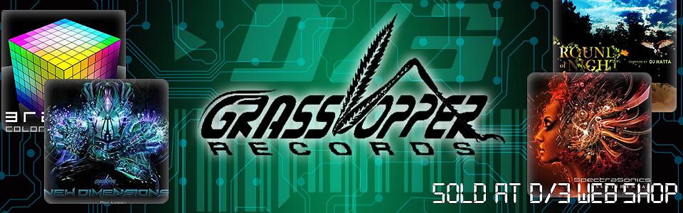 グラスホッパーレコード取扱記念VOL2 D/3 KOSSYインタビュー