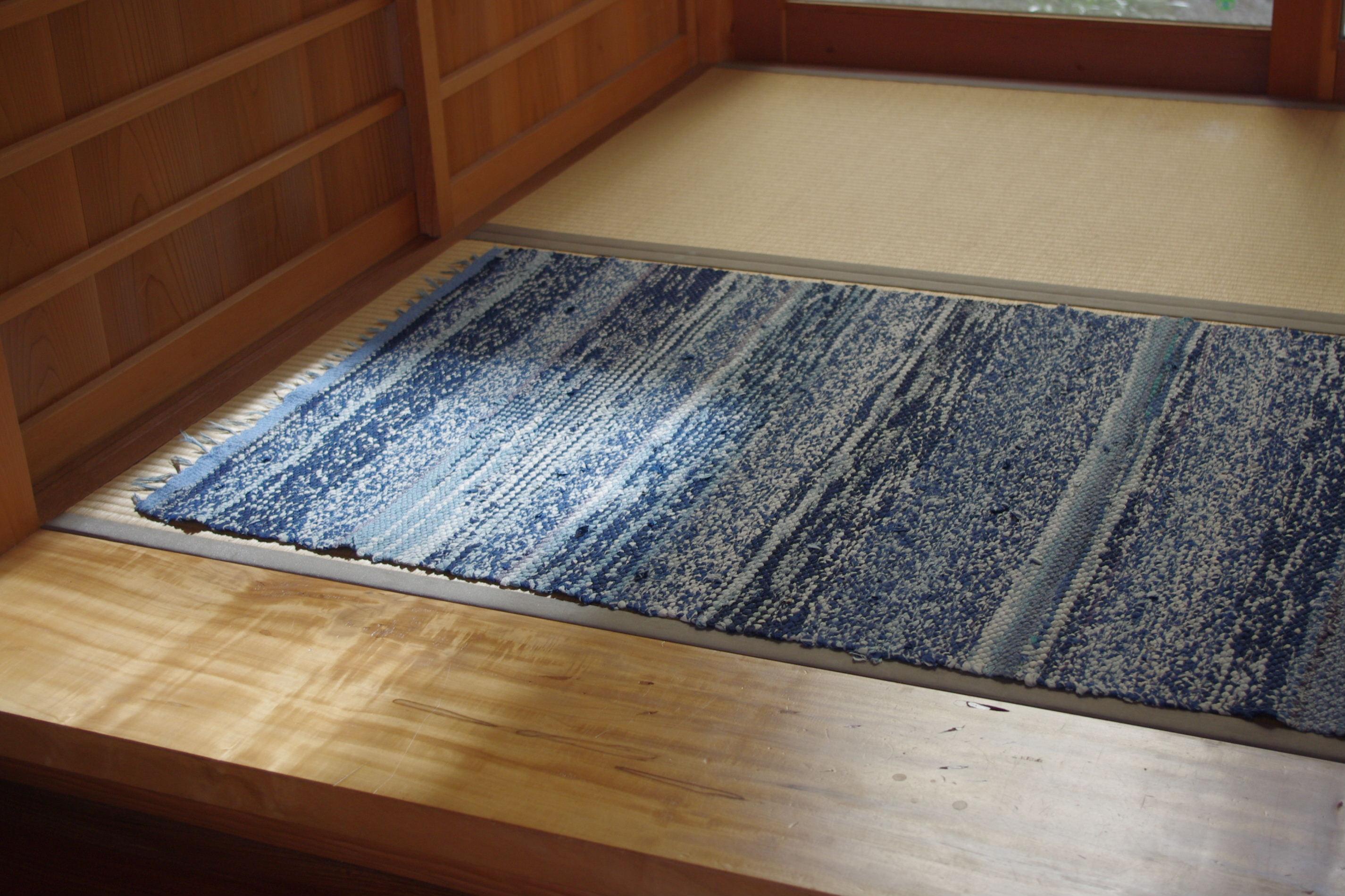 これぞロングライフ!20年以上使える⁉裂き織りの品々、紹介します。