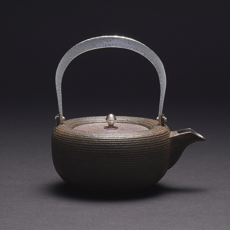 Testu Itome-kannabe 鉄 糸目燗鍋