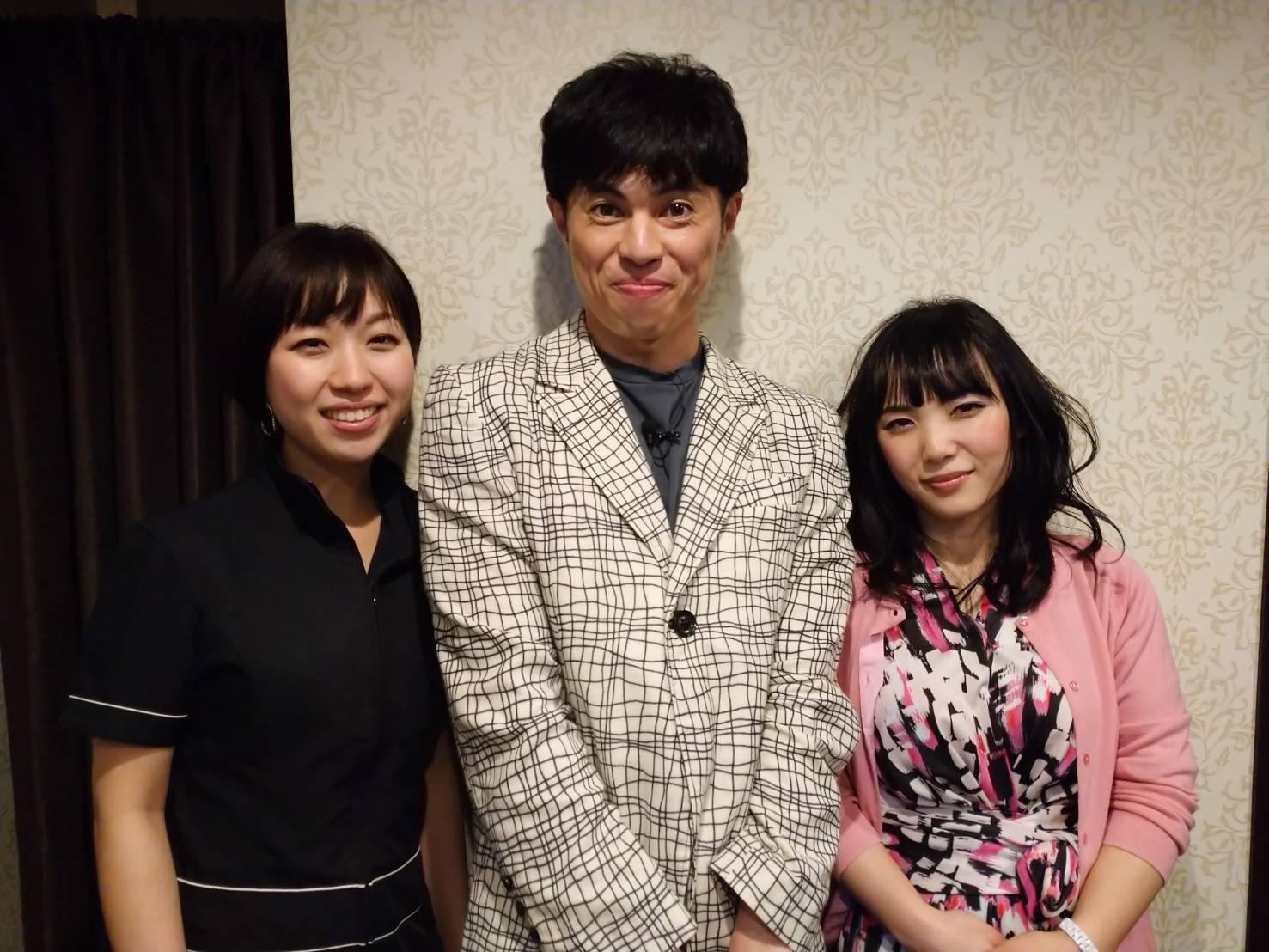 東京ベイネットワークのTV番組『小島よしおの社長と呑みTV』に取材されました。(2020年4月放送)