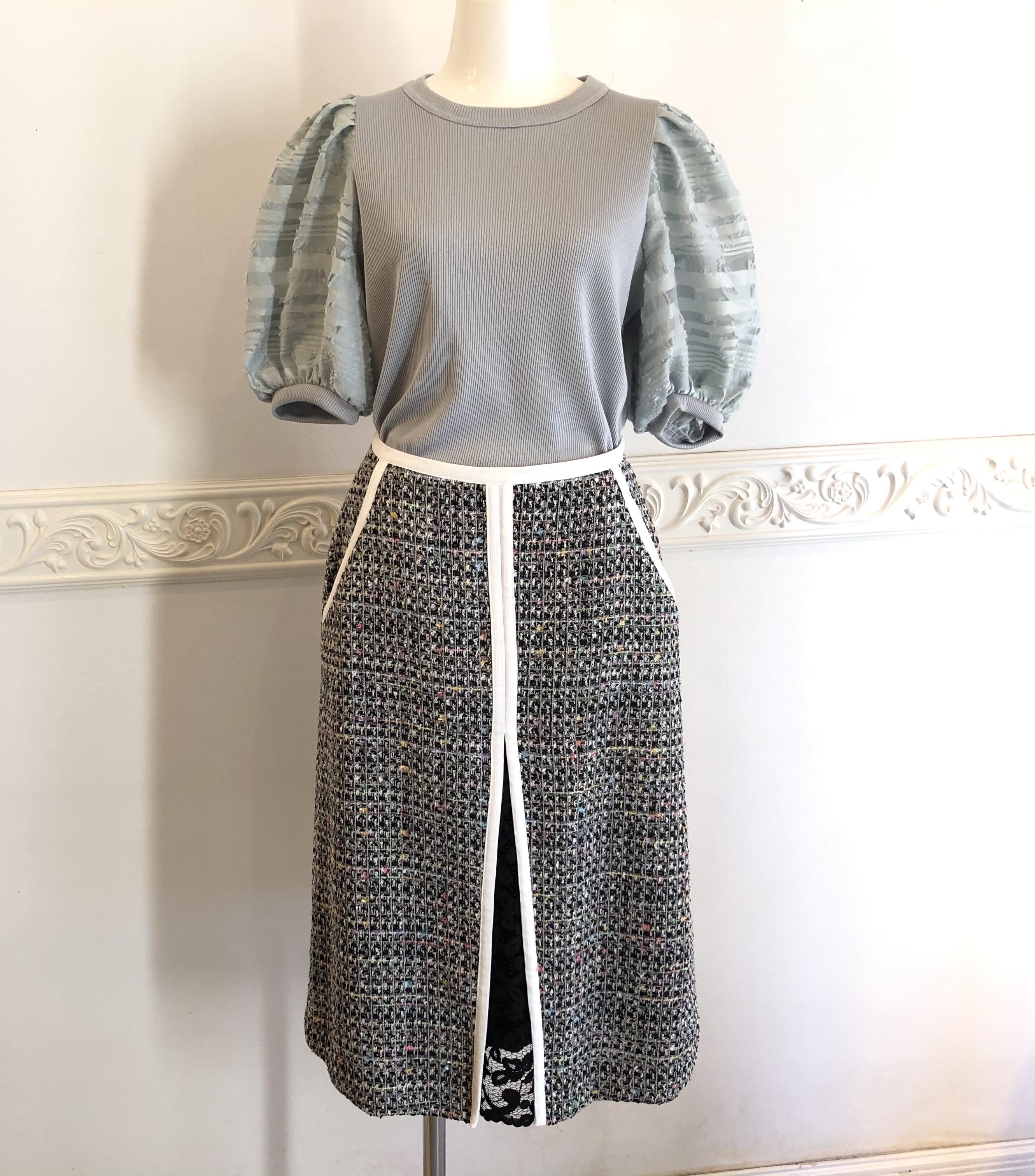 アドニシスのサマーツィードスカート ♡