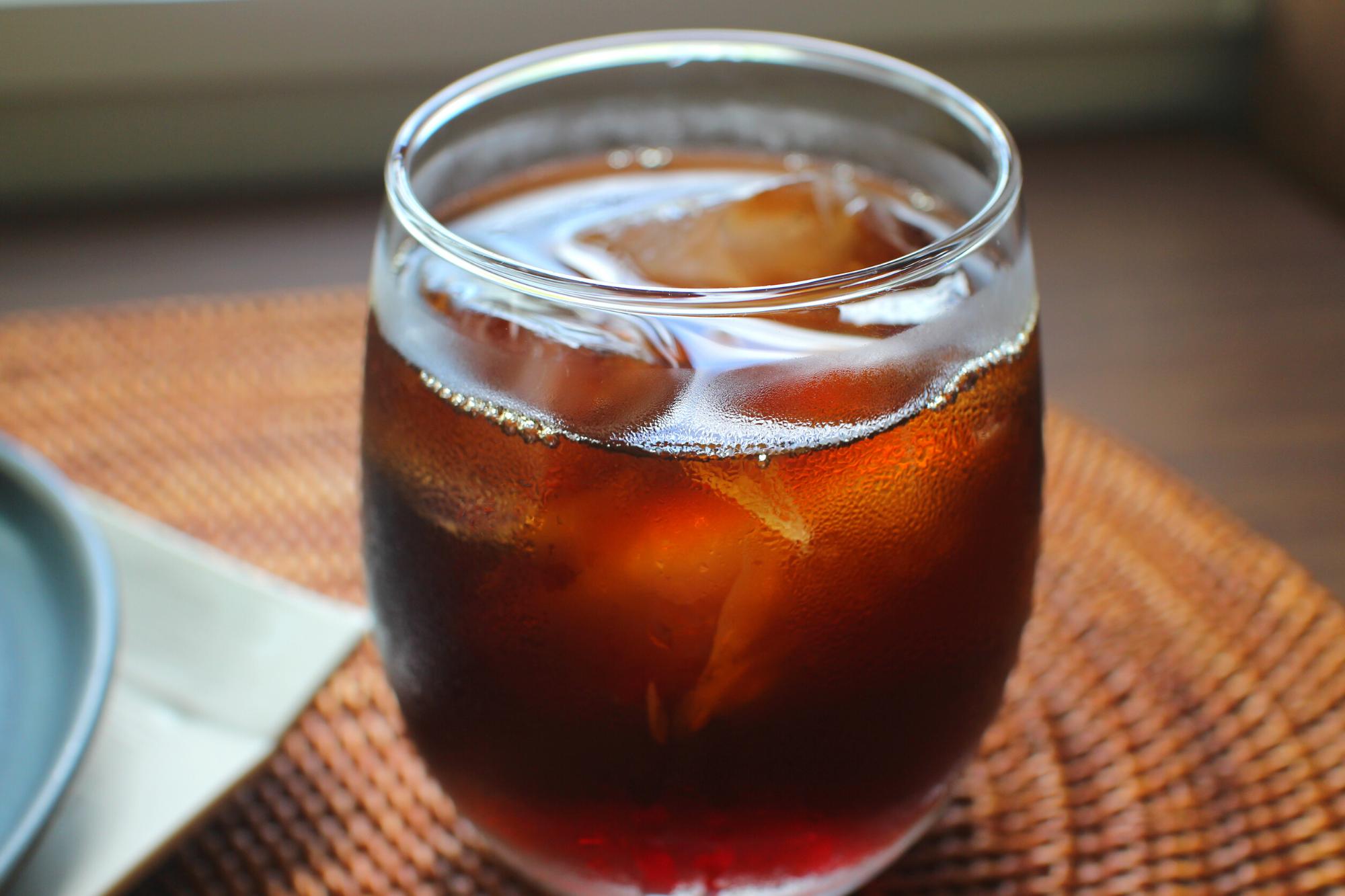 【新商品】カフェインレス 水出しコーヒー<コールド ブリュー コーヒーバッグ>
