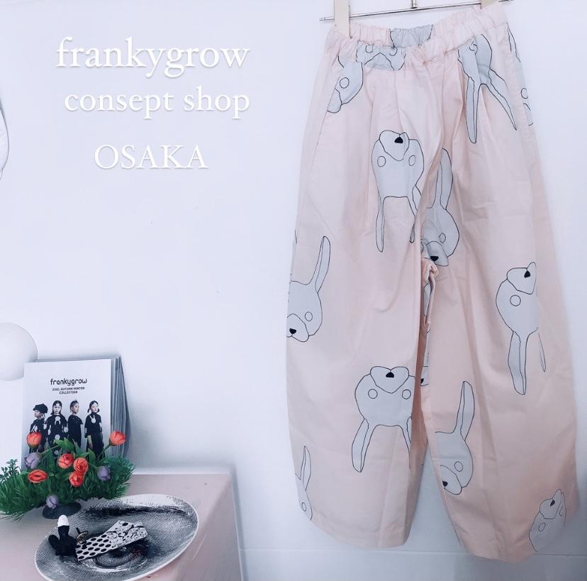 frankygrow consept shop  OSAKA 🐰