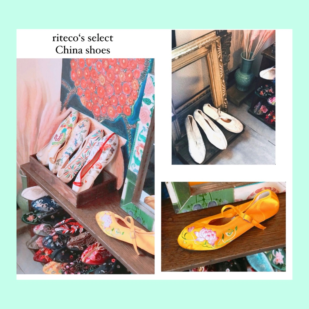 riteco's select Chinashoes