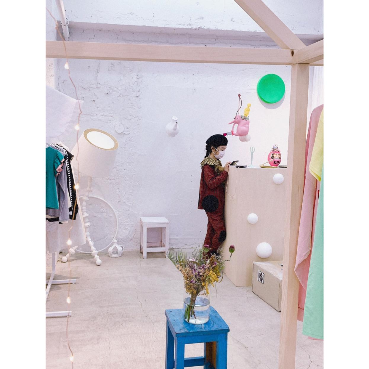 frankygrow concept shop Tokyo ☺︎