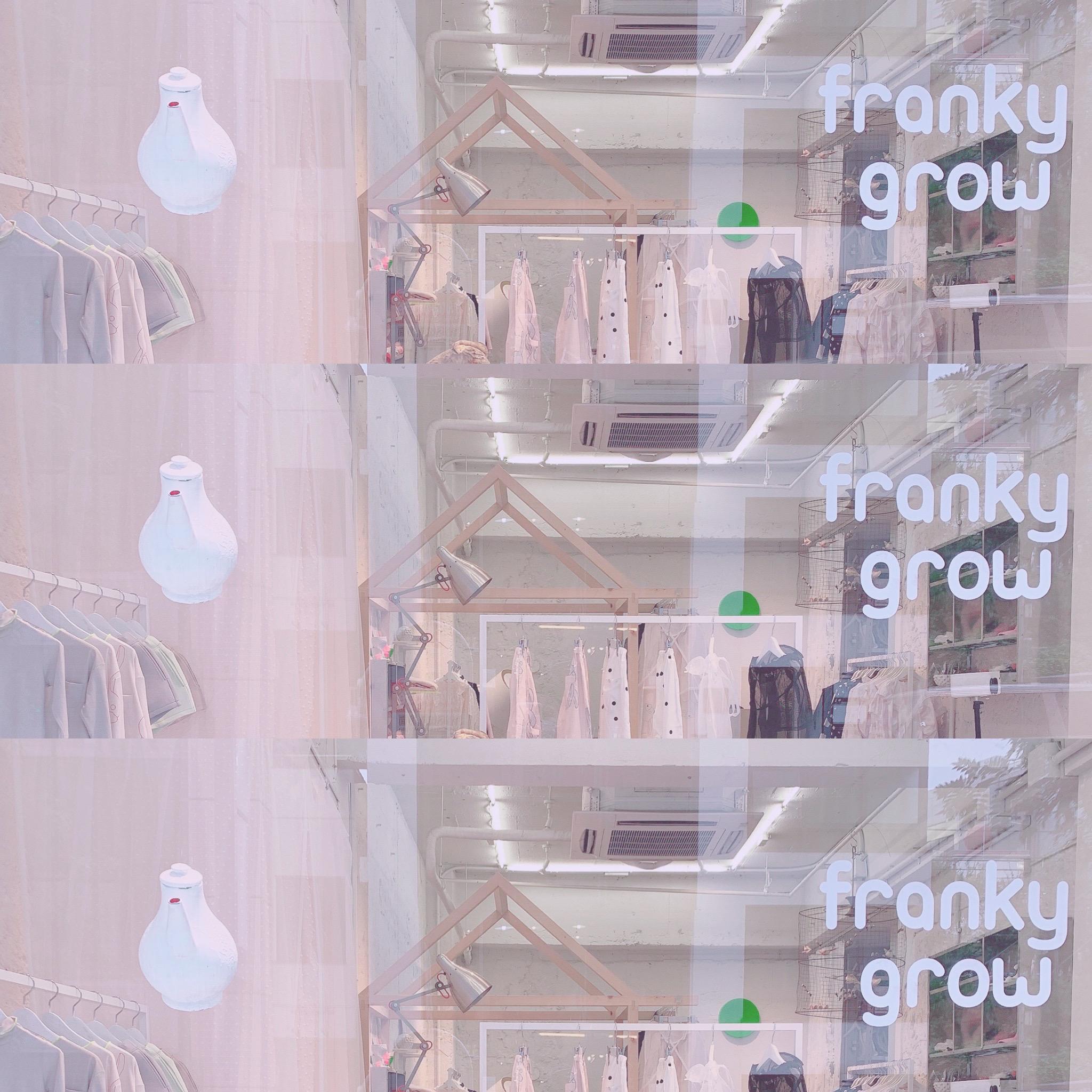 frankygrow concept shop TOKYO 🐰