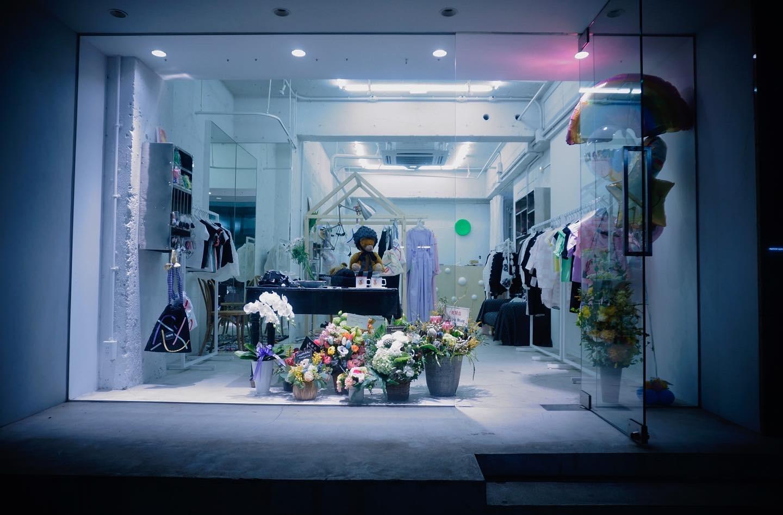 frankygrow conceptshop  TOKYO