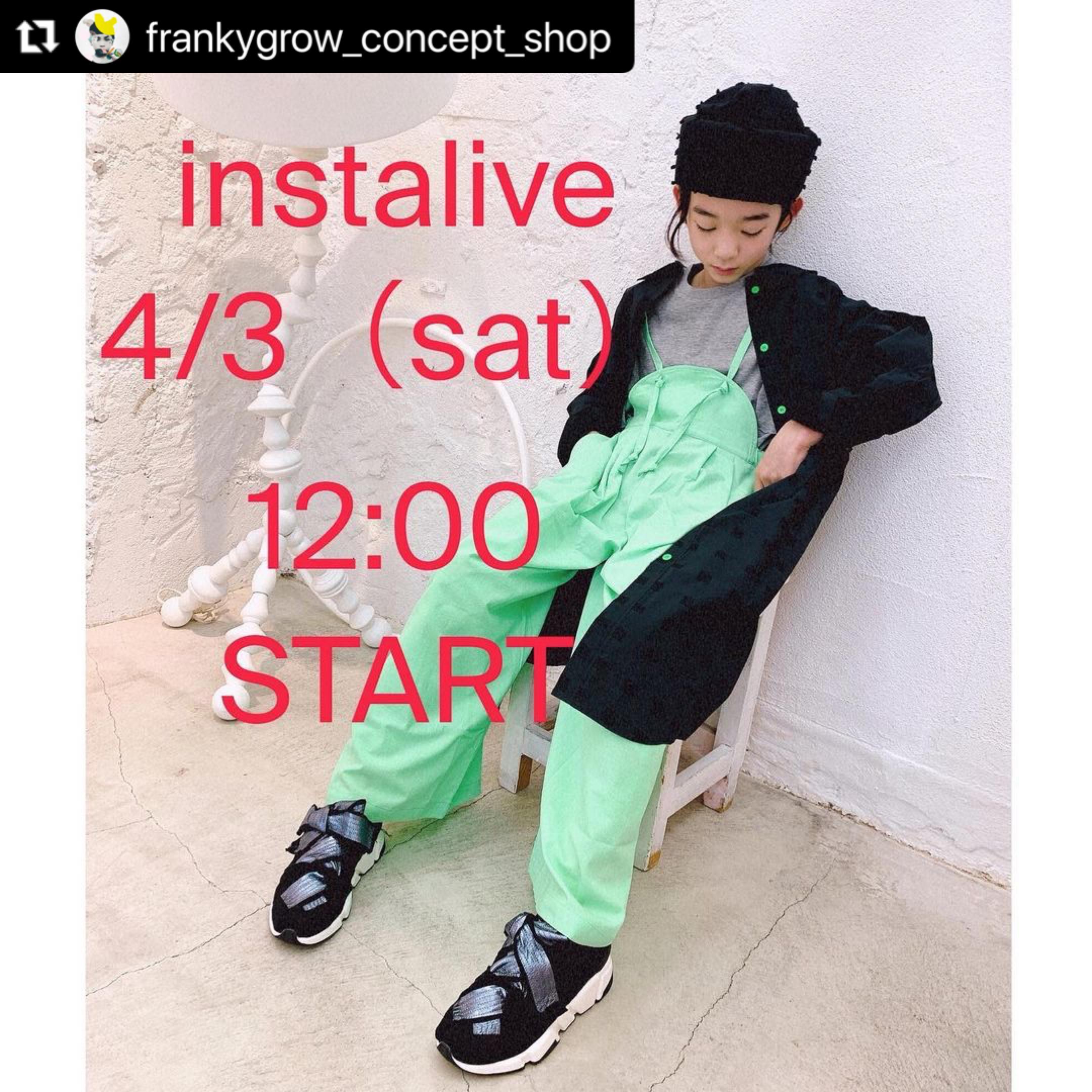 frankygrow consept shop  OSAKA
