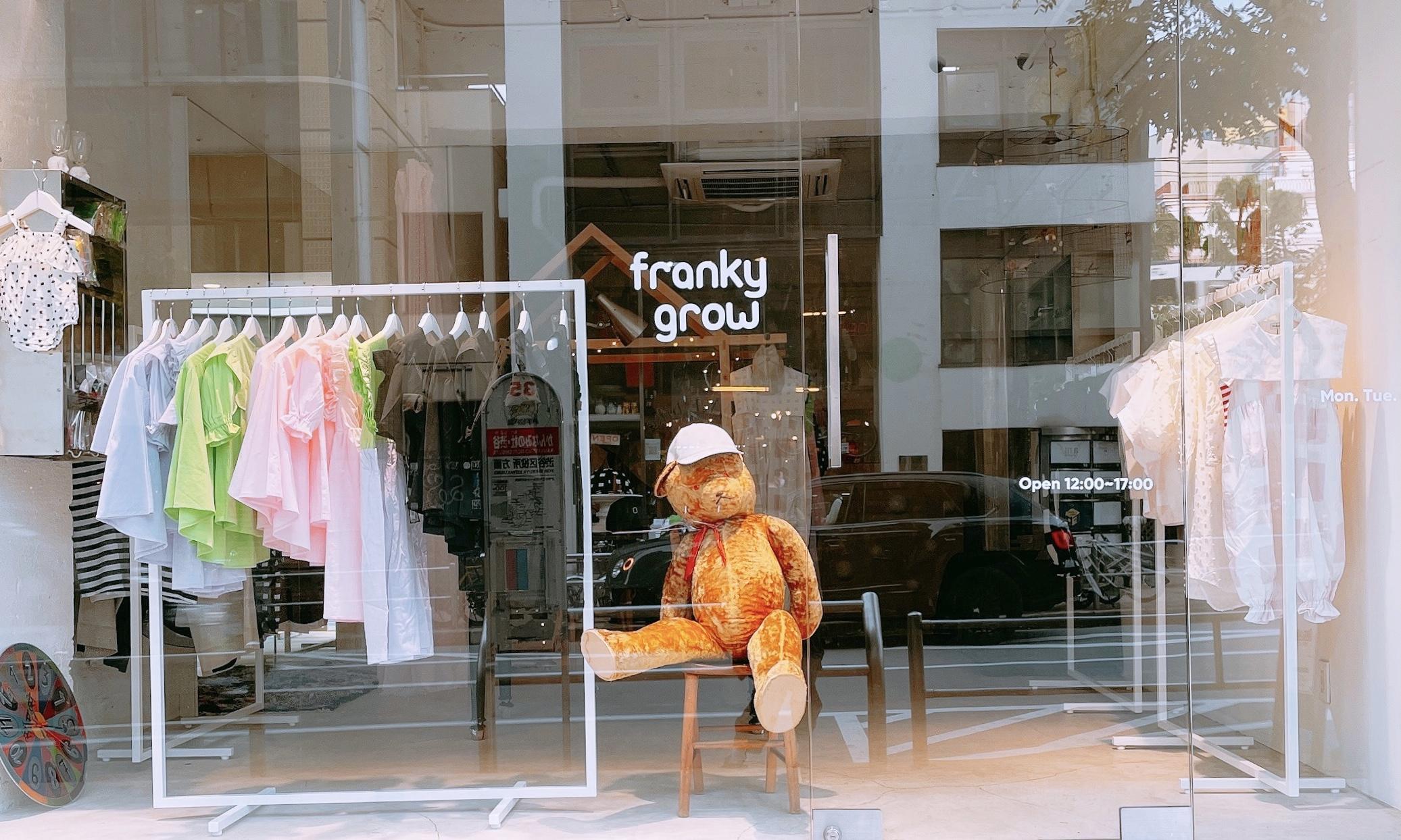 ♡frankygrow conceptshop TOKYO♡