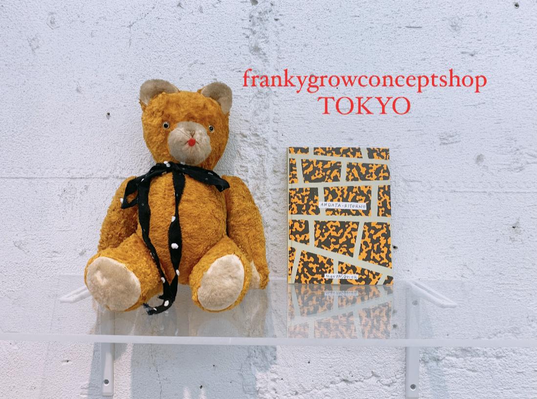 frankygrowconceptshop TOKYO