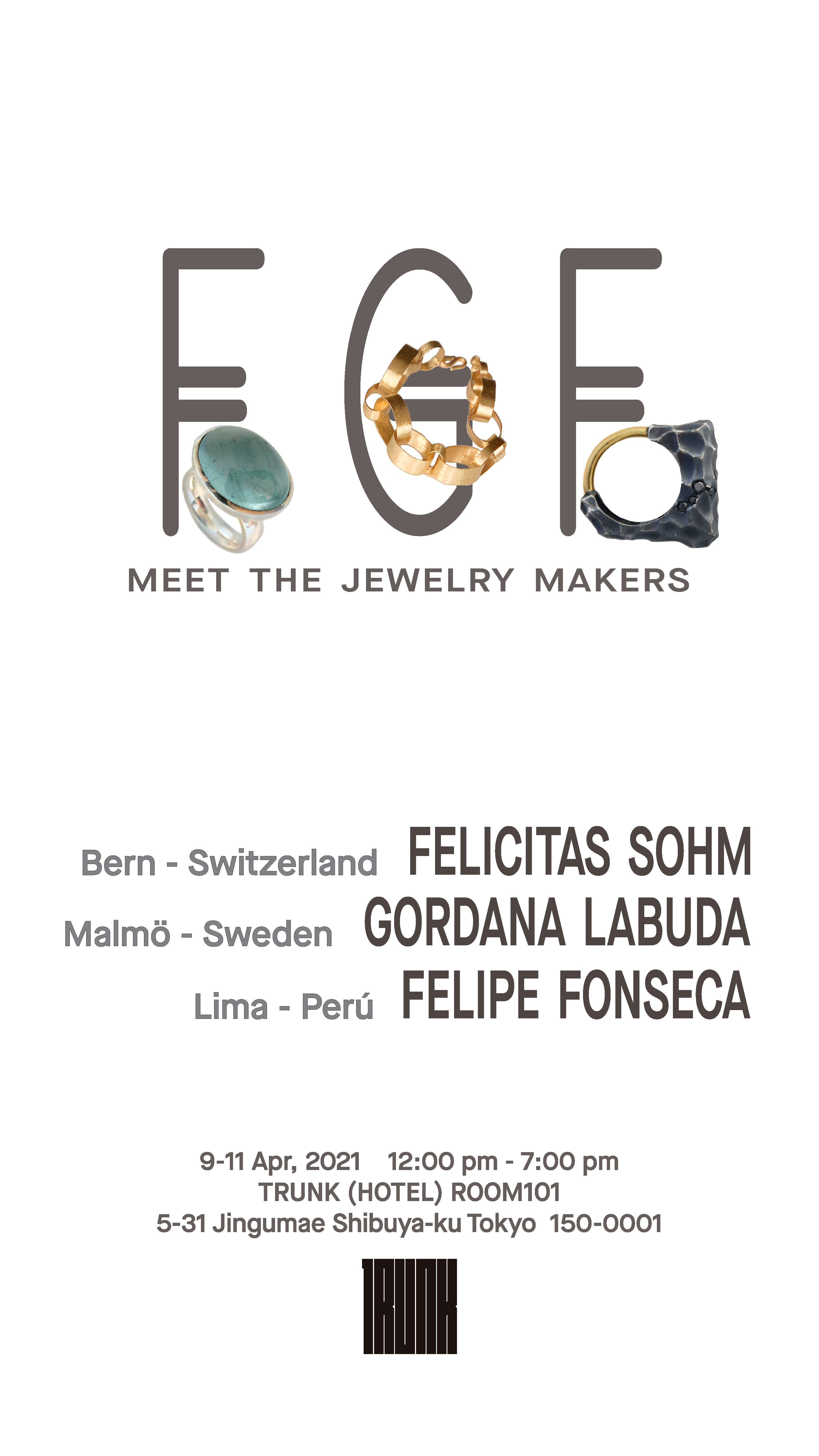 MEET THE JEWELRY MAKERS