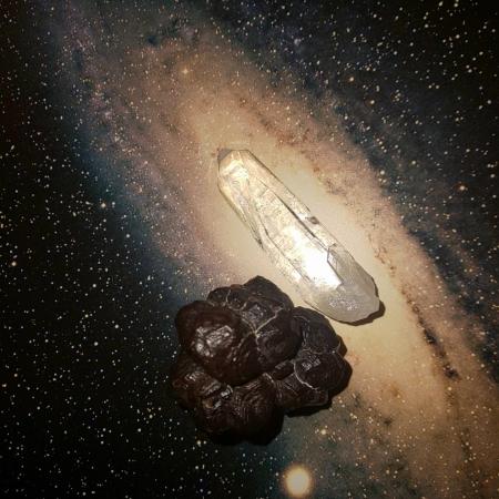 ミネラルマリファナと、星々の図書館(1) ※もちろん危険な薬物ではありません(^^)