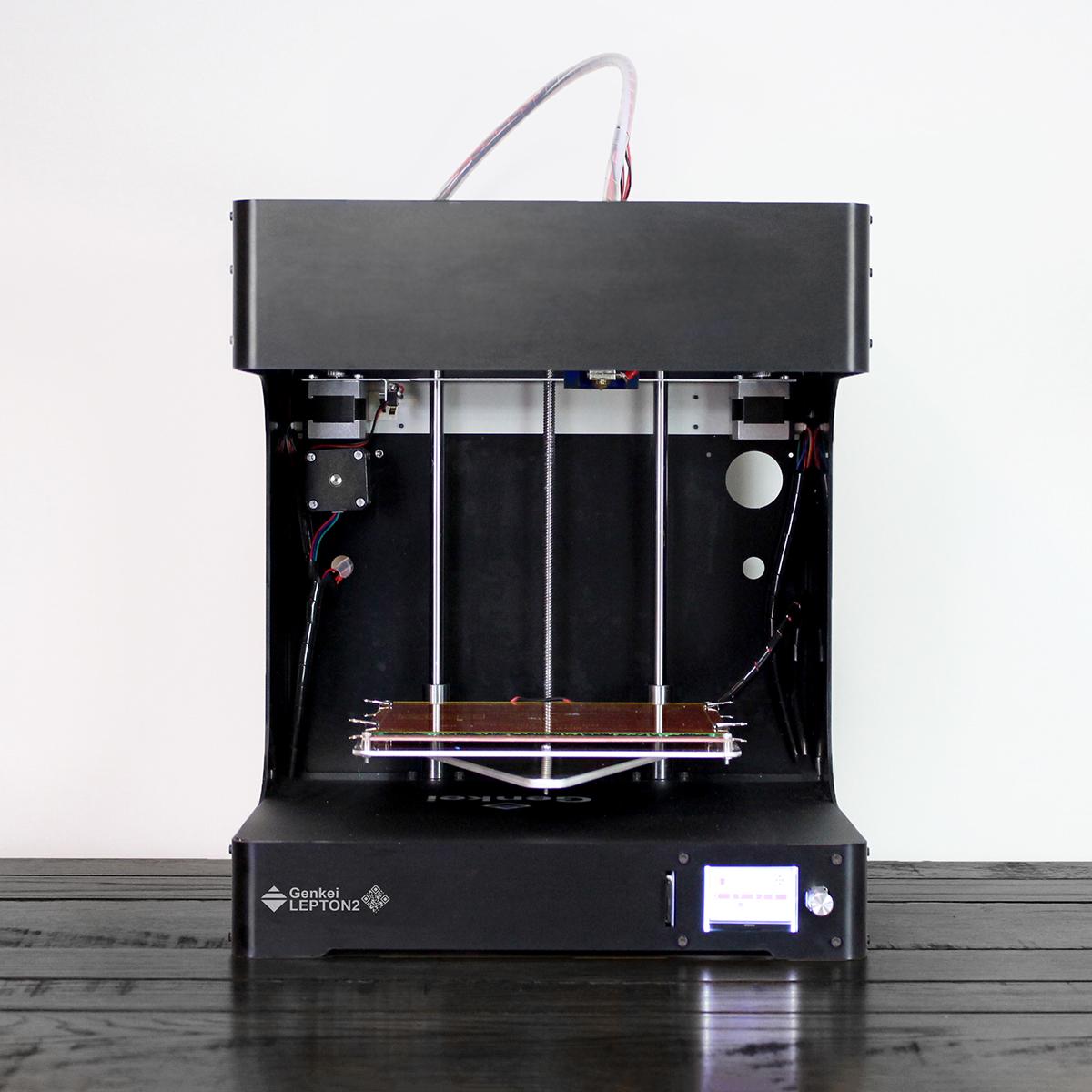 Lepton2 3Dプリンターの販売を、本日2016年11月16日から開始いたします。