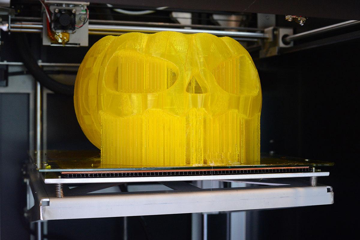 3Dプリンター初心者の挑戦〜ジャック・オー・ランタンをプリントしてみました!