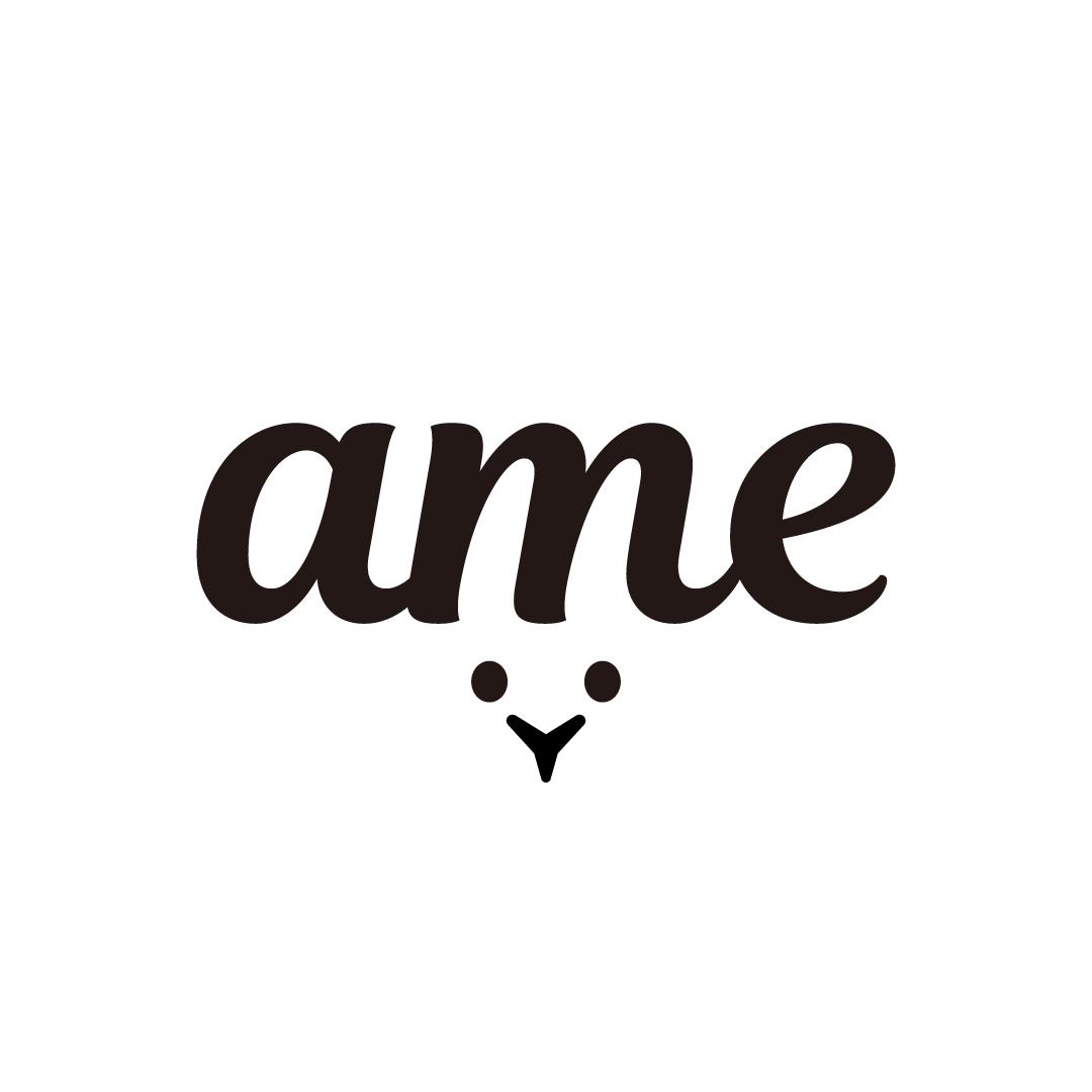 ショップ名が「ame」に変わりました!