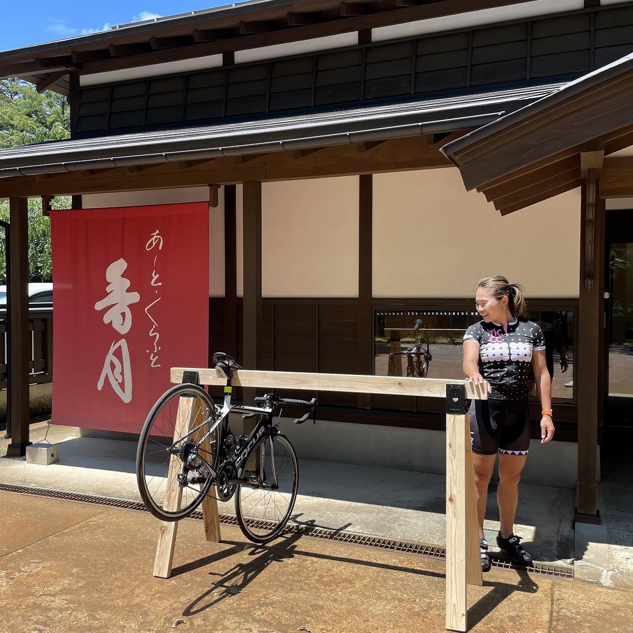 北京オリンピックを目指す向川桜子選手