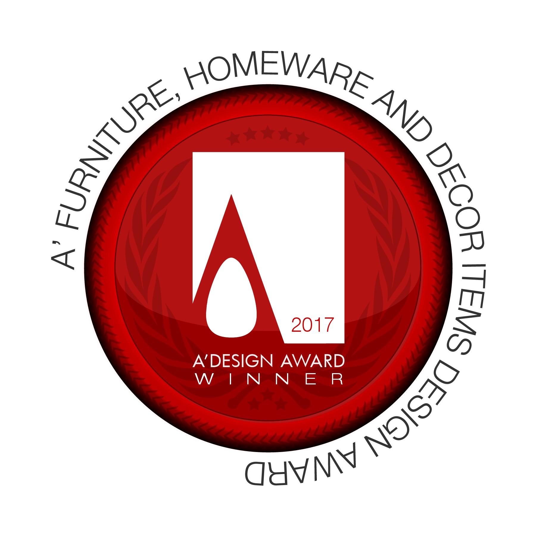 【受賞報告】かわり絵 座布団がA' Design Award 2017を受賞しました