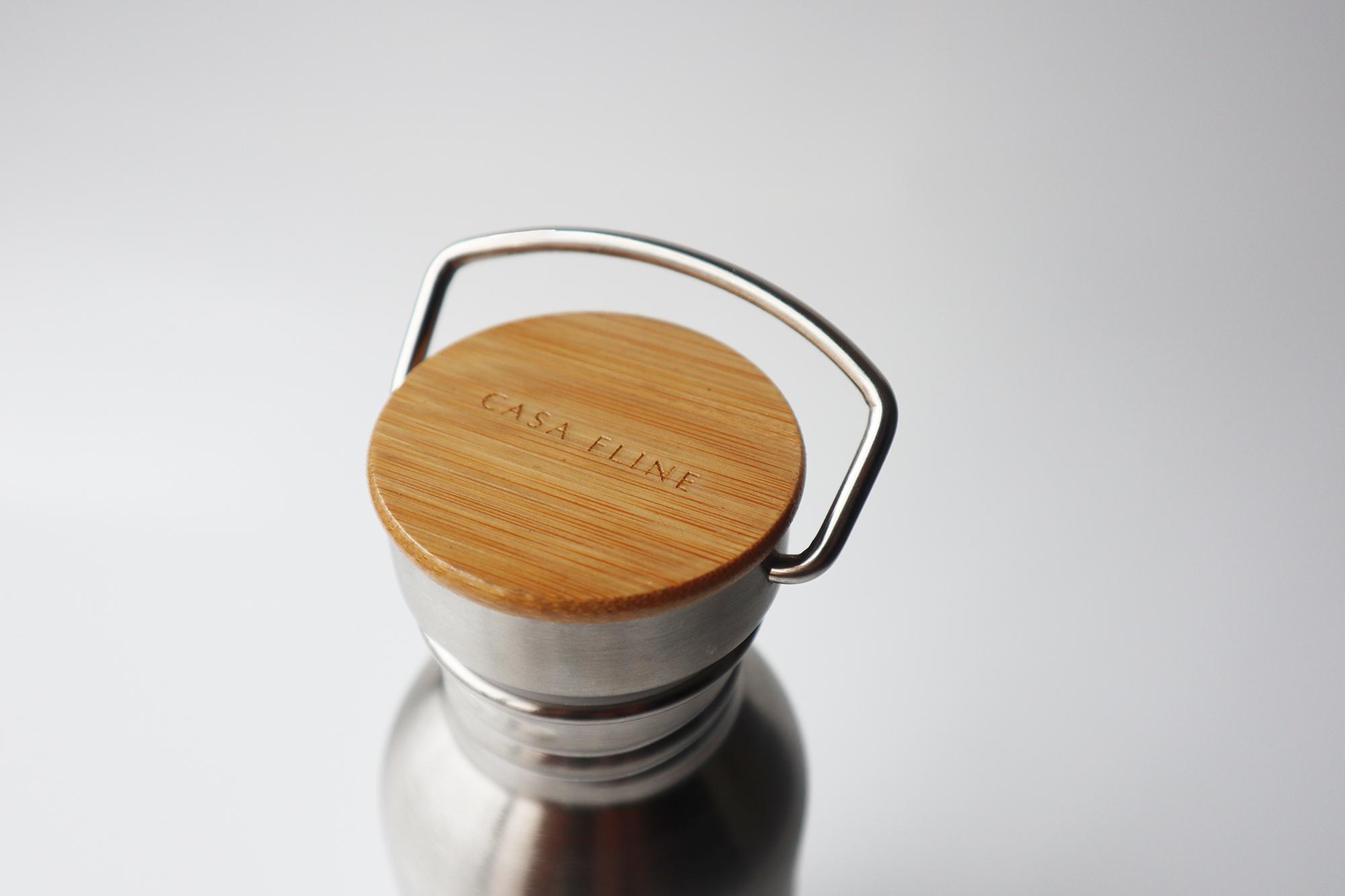 CASA FLINE - ブランド3周年を記念したステンレスマイボトルが限定販売中!