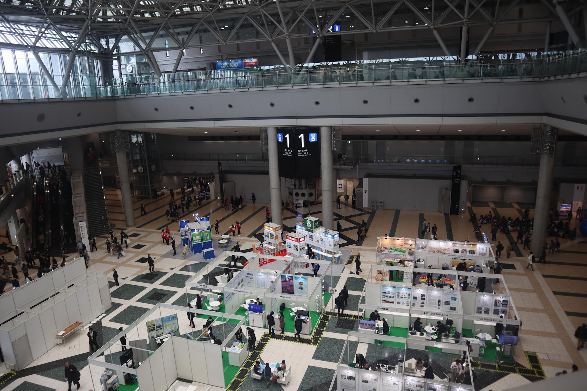 環境展示会【エコプロ2019】出展レポート